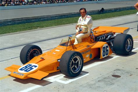 Sale Mr Color 7 1971 mclaren m16 offenhauser images specifications and