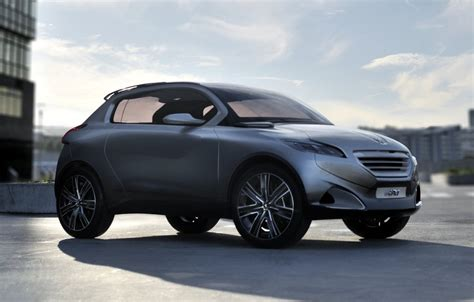 peugeot crossover peugeot to launch 1008 3 door crossover autoevolution
