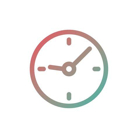 desain jam dinding vektor gambar perdebatan jam masuk sekolah efektif hulu pemikiran