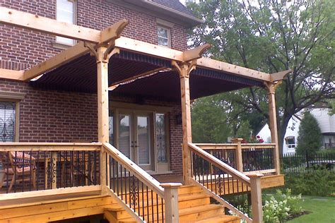 download how to build a pergola attached to the house