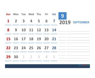 october  calendar template  space  notes  printable  monthly calendar