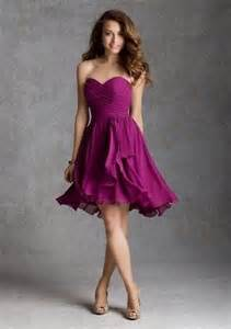1000 ideas about orchid bridesmaid dresses on pinterest