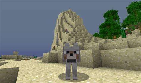 mine craft minecraft wilk pies z minecrafta ocenisz