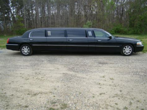 lincoln town car limo for sale limousine for sale 2006 lincoln town car executive limo