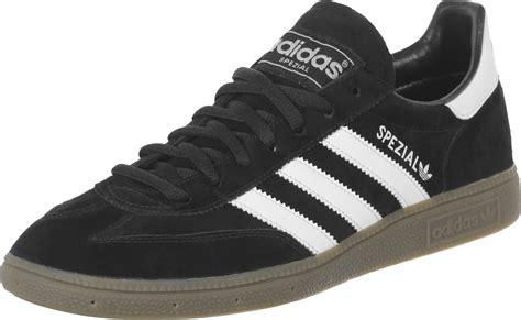 sneaker heals adidas spezial shoes black white