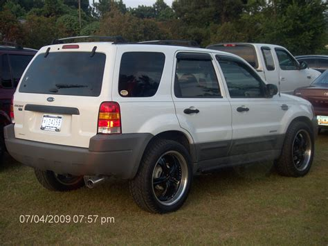 2001 Ford Escape by Jookjoint2 2001 Ford Escapexlt Sport Utility 4d Specs