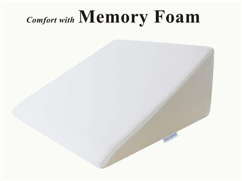 foam pillow wedge foam bed wedge pillow for better sleeping