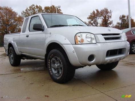 2004 nissan frontier xe 2004 radiant silver metallic nissan frontier xe king cab