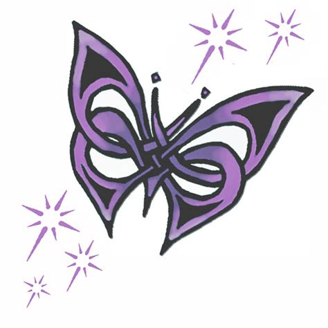 butterfly tribal tattoo images tribal butterfly designs tattooshunt