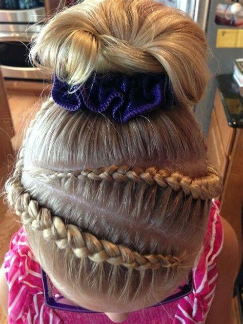 hair on pinterest gymnastics hair gymnastics hairstyles and short 25 b 228 sta gymnastics meet hair id 233 erna p 229 pinterest