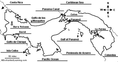 Panama Coloring Pages Map Of Panama Colouring Pages by Panama Coloring Pages