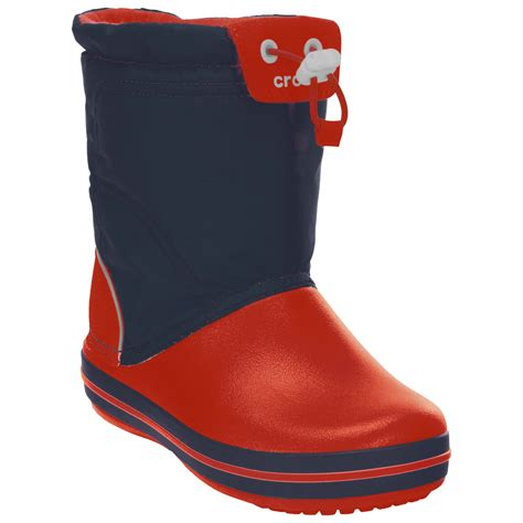 croc boots crocs crocband lodgepoint boot winter boots buy