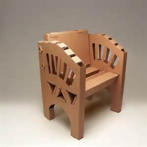 Best decoration cardboard furniture for unique chair expect successful