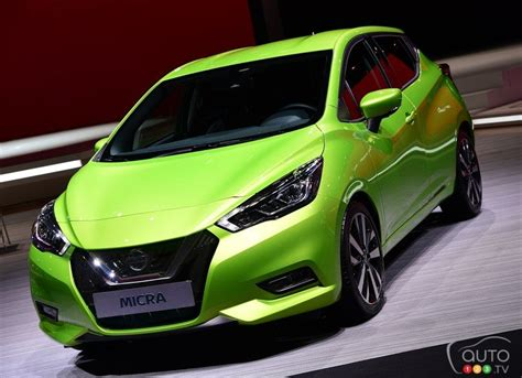 New Nissan Micra 2018 by All New 2018 Nissan Micra World Premiere At Auto