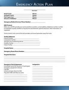 emergency protocol template 45 free plan templates corrective emergency