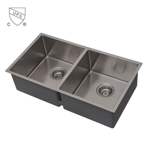 Stainless Steel Kitchen Sinks Canada Stainless Steel Bowl Kitchen Sink Dsr3219 R10 Decoraport Canada