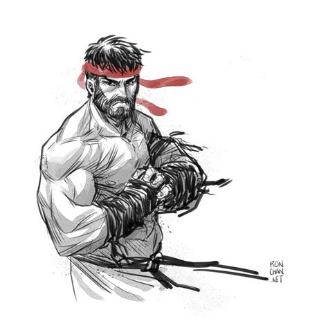 Fighter V Sketches by Raithe S Collection Rondanchan