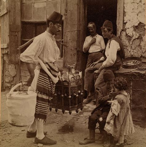 ottoman history podcast ice cream merchant istanbul by ottoman history podcast