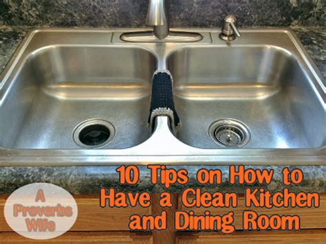 how to have a clean bedroom 10 tips on how to have a clean kitchen and dining room