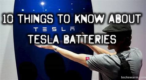 How Do Tesla Batteries Last 10 Things To About Tesla Batteries Survival