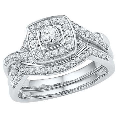 wedding ring sets target