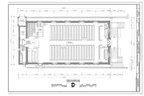 floor plans building sanctuary construction of our new file first floor plan dexter avenue king memorial