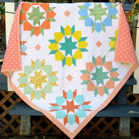 handmade beautiful quilt