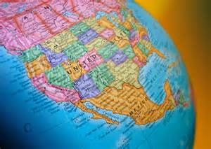 usa map in globe seminar united states territorial possessions images frompo