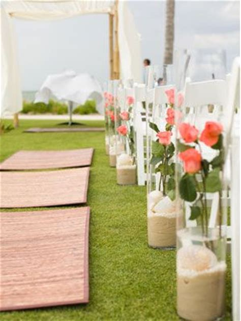 Wedding Aisle On Water by The World S Catalog Of Ideas