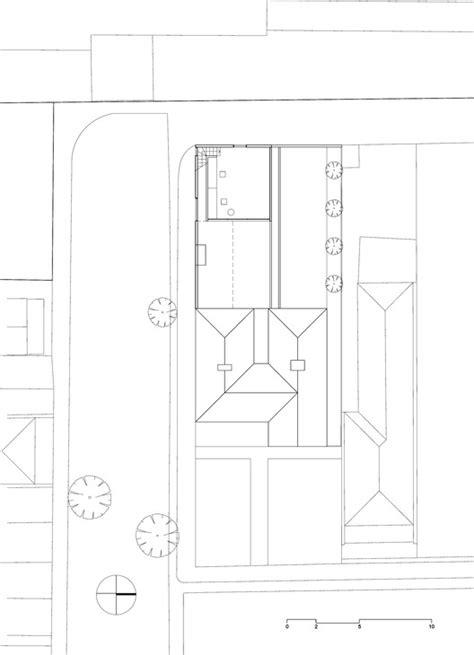 mezzanine floor plan house engawa house bloxas archdaily