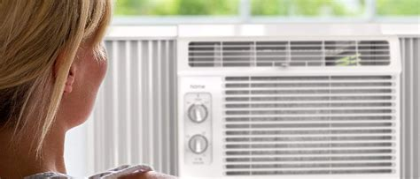 small  homelabs  btu window mounted air conditioner