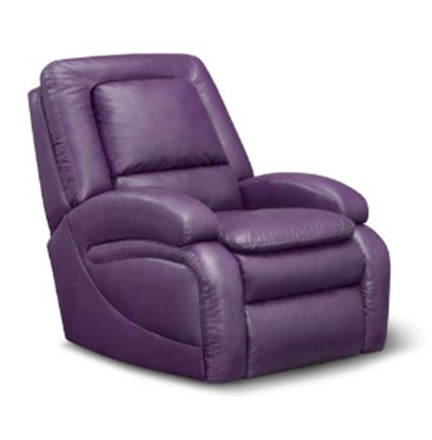 purple recliner chairs purple leather dining chairs chair pads cushions