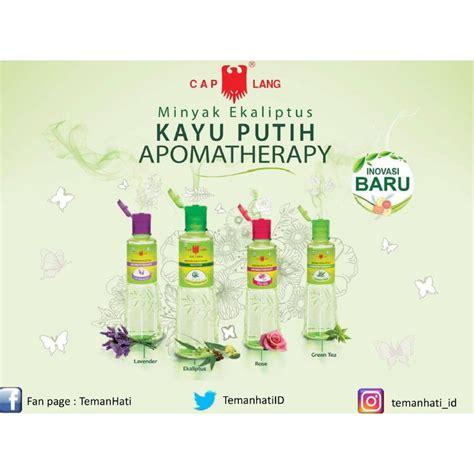 Cap Lang Kayu Putih 60ml cap lang minyak kayu putih aromatherapy 60ml shopee