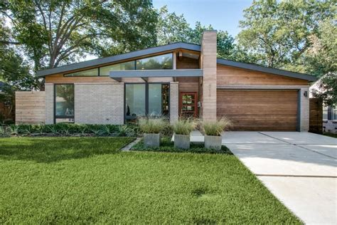 parade of homes 9 southview contemporary exterior hot property mid century modern in midway hollow d magazine