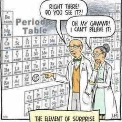 the element of omg