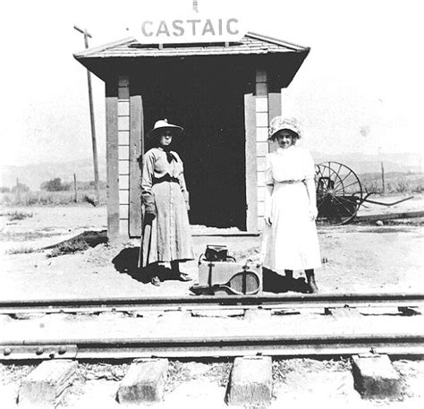Castaic Post Office by Scvhistory Ap2221 Castaic Castaic Junction