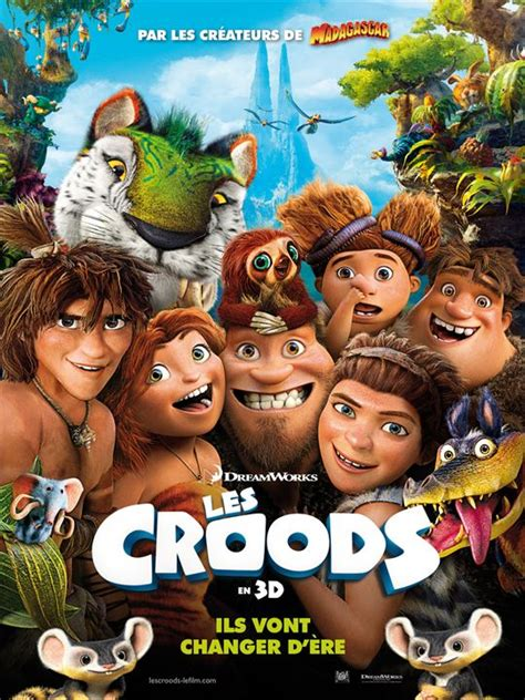 les indestructibles 2 streaming torrent affiche du film les croods affiche 3 sur 3 allocin 233