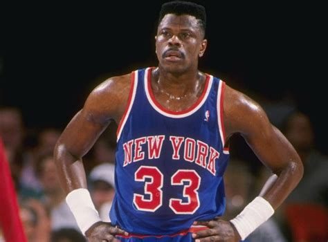 patrick ewing patrick ewing wouldn t have taken shortcuts for nba title