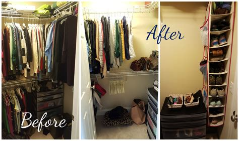 Declutter Closet Clothes by Before And After Konmari Kondo Konmari Method