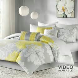 grey and yellow comforter gray and yellow comforter home sweet home