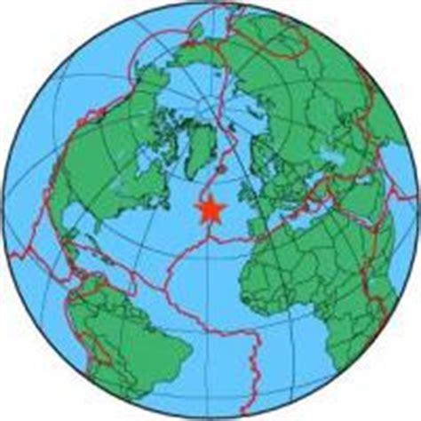 earthquake atlantica terremoto magnitudo mw 5 5 regione nord dorsale medio