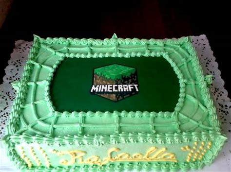 pastel decorado minecraft tortas pasteler 237 a consistorial