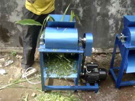 Mesin Rumput mesin perajang kompos rumput