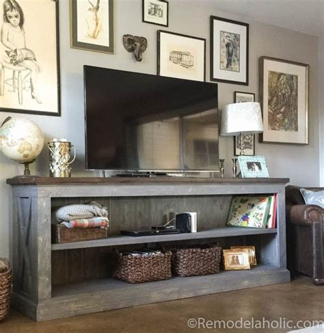 stand ideas 17 best ideas about rustic tv stands on diy