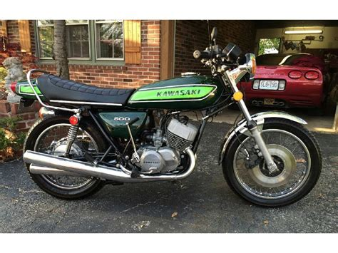 Kawasaki Mach 3 For Sale by Kawasaki Mach Iii For Sale Used Motorcycles On Buysellsearch