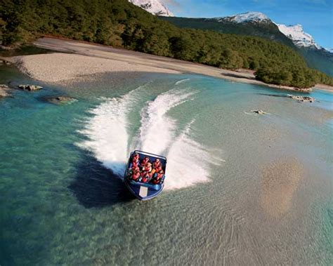 jet boat queenstown lord of the rings lord of the rings queenstown glenorchy tours nomad safaris