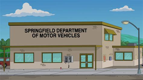 springfield d m v here is lego version of the