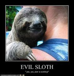 evil sloth memes image memes at relatably com