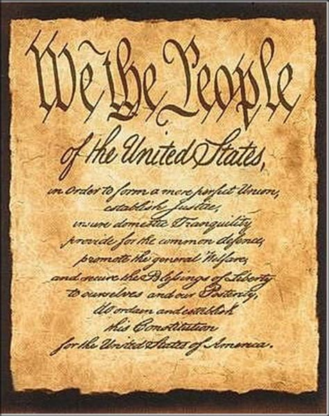 printable picture of us constitution us constitution preamble preamble to the constitution of