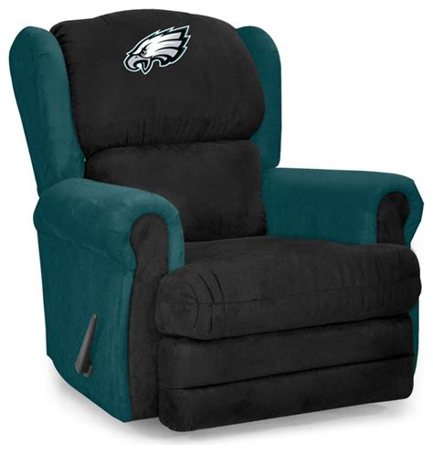 philadelphia eagles coach recliner